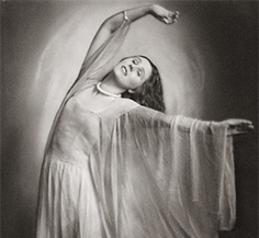 Grete Wiesenthal von Franz Xaver Setzer